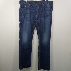True Religion Bobby Big QT Jeans Size 44